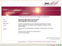 textschliff