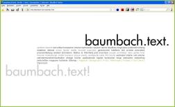 baumbach.text.
