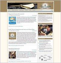 Gold und Silber: Das Solitaire Blog