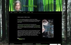 Website der Autorin Nora Melling online