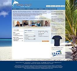 Relaunch der Website von Reisebüro Palatia Travel