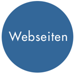 Webseiten - Webdesign - blau