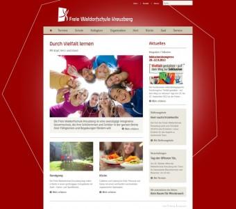 waldorfschule kreuzberg relaunch 2013