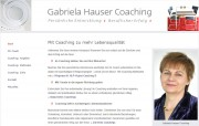 Texte Coaching Website