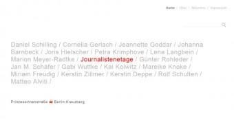 Kreuzberger Journalistenetage