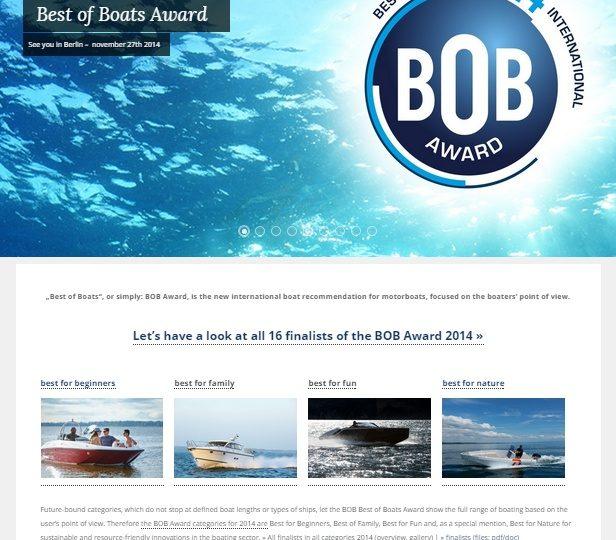BestOfBoats – die Website zum Award