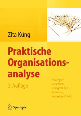 Cover Zita Küng Springer Verlag