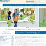 Griffige Texte für Sprachschul-Website