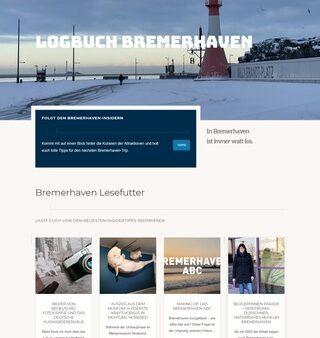 webdesign logbuch bremerhaven